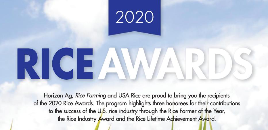 2020 Rice Awards