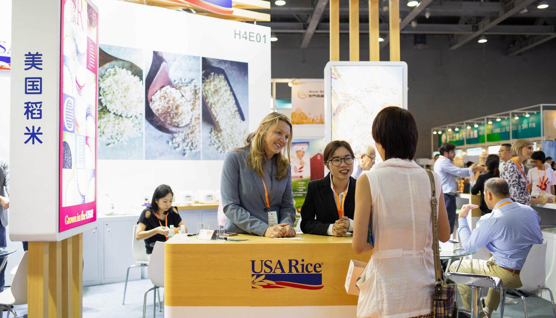U.S. Rice in Asia