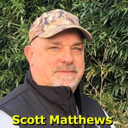 Scott Matthews, Arkansas Rice Farmer