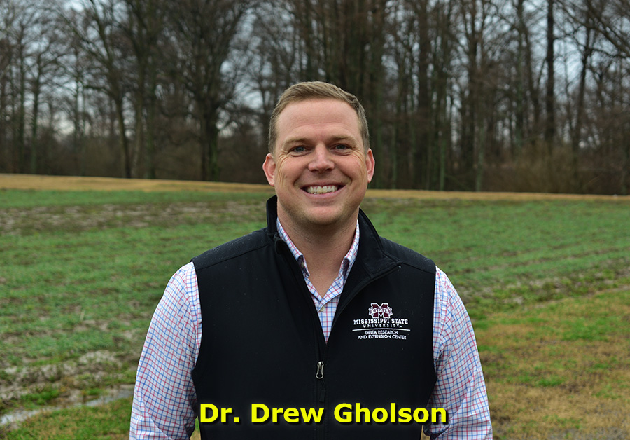 Dr. Drew Gholson, Mississippi State University