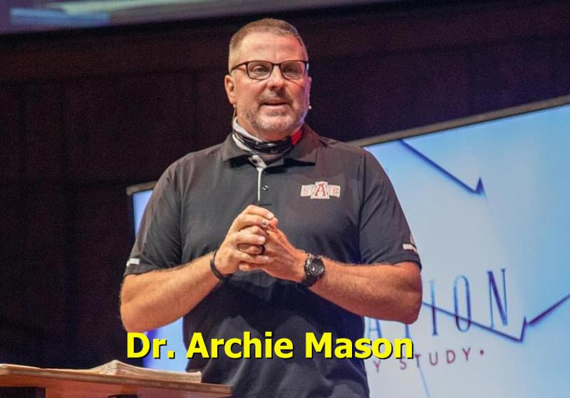 Dr. Archie Mason, Agrihealth Network