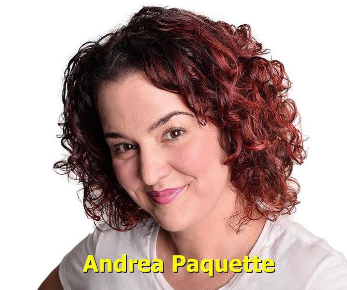 Andrea Paquette, President, Stigma Free Society