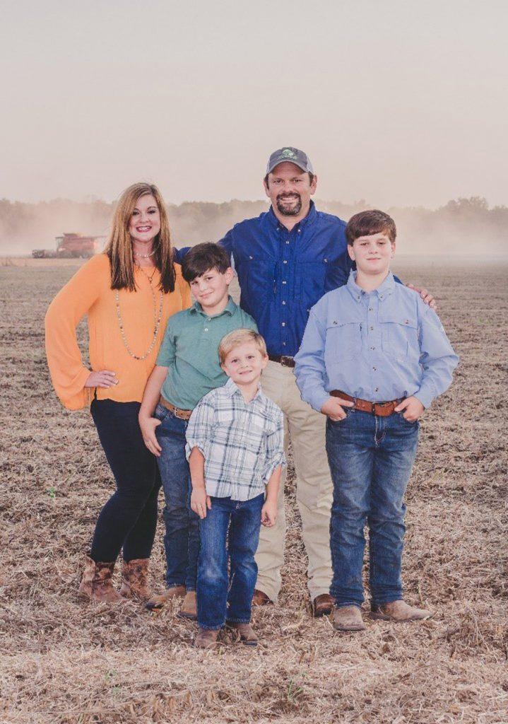 Jason Waller, Louisiana Rice Farmer