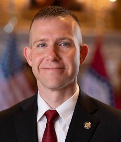 Wes Ward, Secretary of Agriculture, Arkansas