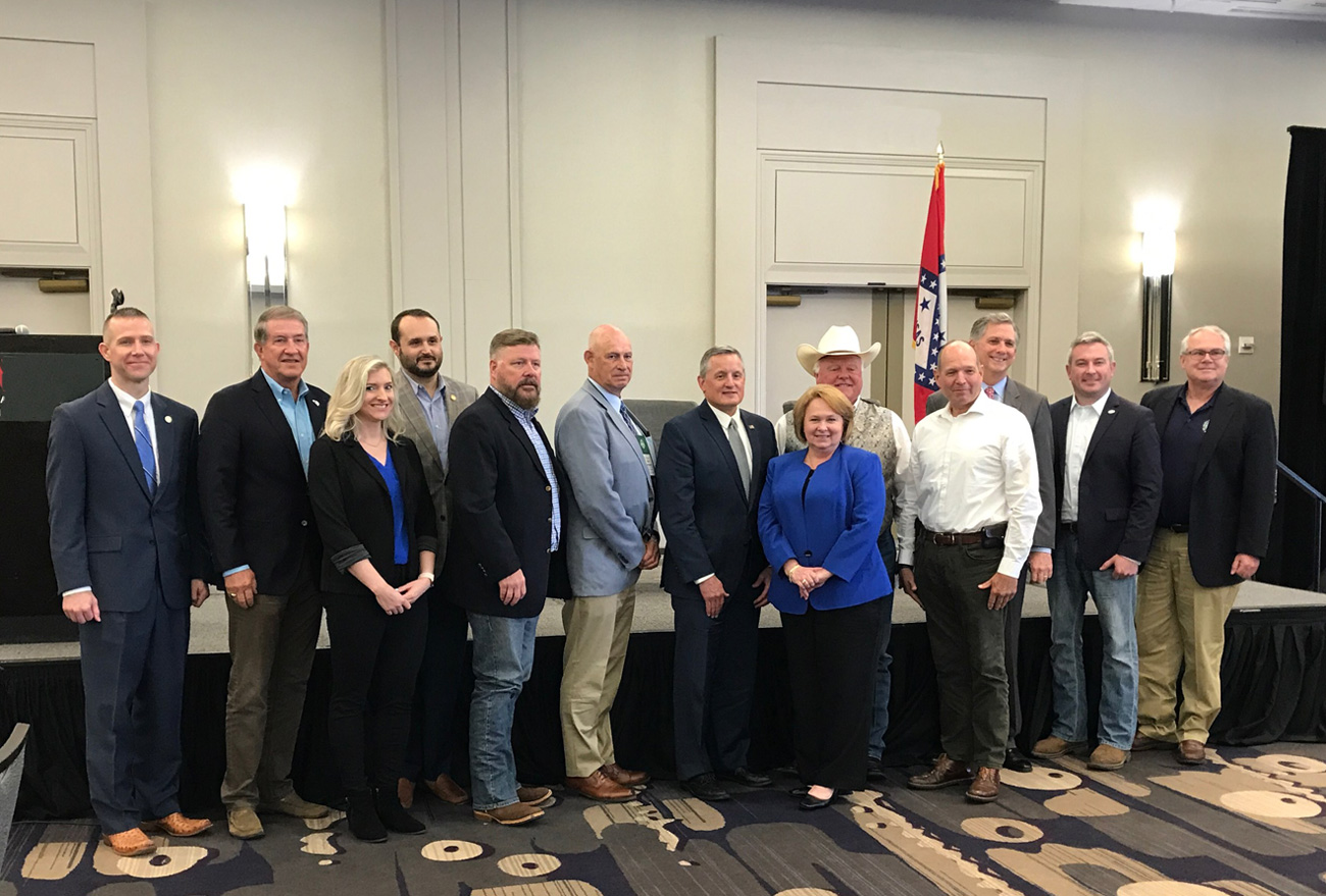 Rice State Ag Officials Round Table